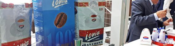 Ionia Caffee на World Food expo